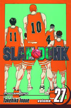 Image: Slam Dunk Vol. 27 SC  - Viz Media LLC