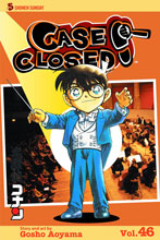 Image: Case Closed! Vol. 46 SC  - Viz Media LLC