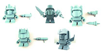 Image: The Loyal Subjects X Transformers Mini-Figures Series One  - Other Designer Toys