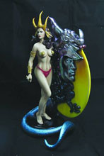 Image: Fantasy Figure Gallery: Dragon Maiden 1/6-Scale Resin Statue  - Fantasy