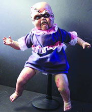 Image: Demonic Toys: Baby Oopsie Daisy 1/1-Scale Replica  - Horror