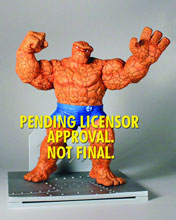 Image: Marvel Heroes Bookends The Thing  - Marvel Heroes Statues & Models