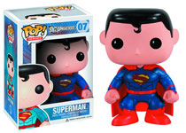 Image: Pop Heroes PX Vinyl Figure: Superman  (New 52 version) - Dc Heroes Collectibles & Novelties
