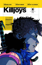 Image: True Lives of The Fabulous Killjoys SC  - Dark Horse Comics