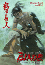 Image: Blade of the Immortal Vol. 29: Beyond Good & Evil SC  - Dark Horse Comics
