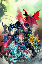 Image: Justice League #29 (Evil) - DC Comics