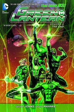 Image: Green Lantern Vol. 03: The End SC  (N52) - DC Comics