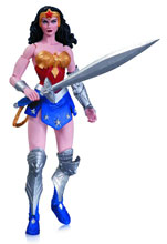 Image: DC Comics The New 52 Earth 2 Action Figure: Wonder Woman  -