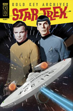 Image: Star Trek: Gold Key Archives Vol. 01 HC  - IDW Publishing