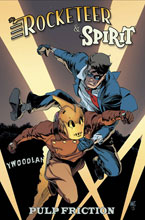Image: Rocketeer / Spirit: Pulp Friction HC  - IDW Publishing