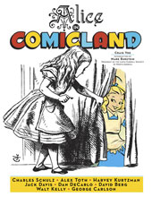 Image: Alice in Comicland HC  - IDW Publishing