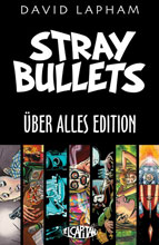 Image: Stray Bullets: Uber Alles Edition SC