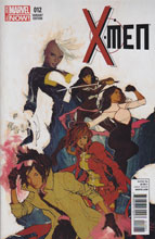 Image: X-Men #12 (variant cover - Jones) - Marvel Comics