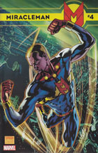 Image: Miracleman #4 (variant cover - Hitch) - Marvel Comics