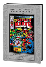Image: Marvel Masterworks: Captain Marvel Vol. 05 HC  - Marvel Comics