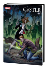 Image: Castle: Richard Castle's Unholy Storm HC  - Marvel Comics