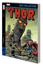 Image: Thor Epic Collection: A Kingdom Lost SC  - Marvel Comics