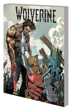 Image: Wolverine by Jason Aaron: The Complete Collection Vol. 02 SC  - Marvel Comics