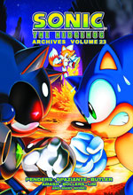 Image: Sonic the Hedgehog Archives Vol. 23 SC  - Archie Comic Publications