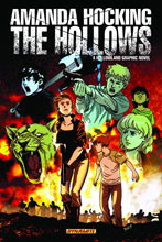 Image: Amanda Hocking's The Hollows: A Hollowland Graphic Novel SC  - Dynamite