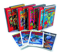 Image: ACG Classics Collector's Pack: Forbidden Worlds Volumes 1-4 Slipcased HC  - PS Artbooks