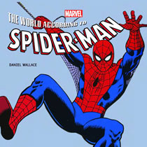 Image: World According to Spider-Man HC  - Insight Editions