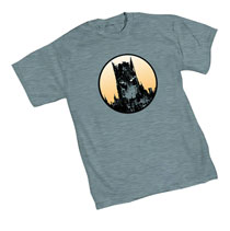Image: Batman Batscape T-Shirt  (XXL) -