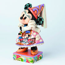 Image: Disney Traditions: Princess Minnie In Her Royal Gown  -