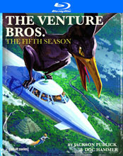 Image: Venture Bros.: The Fifth Season BluRay  -