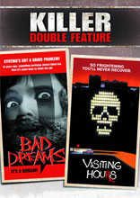 Image: Bad Dreams / Visiting Hours BluRay  -