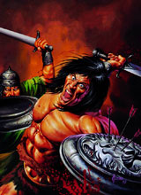 Image: Savage Sword of Conan Vol. 19 SC  - Dark Horse Comics