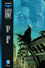 Image: Batman Earth One Vol. 02 HC  - DC Comics