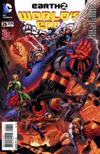 Image: Earth 2: World's End #26 (variant cover - Ardian Syaf) - DC Comics