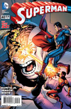 Image: Superman #40 (Gary Frank variant cover - 04031) - DC Comics