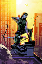 Image: Green Arrow Vol. 06: Broken SC  (N52) - DC Comics