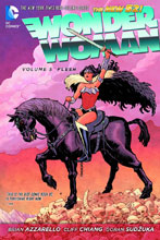 Image: Wonder Woman Vol. 05: Flesh SC  (N52) - DC Comics
