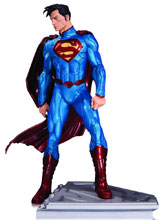 Image: Superman: Man of Steel Statue by John Romita Jr.  - DC Comics