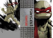 Image: Teenage Mutant Ninja Turtles: The IDW Collection Vol. 01 HC  - IDW Publishing