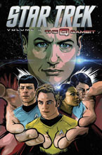 Image: Star Trek Vol. 09: The Q Gambit SC  - IDW Publishing