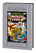 Image: Marvel Masterworks: The Fantastic Four Vol. 17 HC  - Marvel Comics