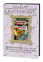 Image: Marvel Masterworks Vol. 220: The Fantastic Four Nos. 176-191 HC  - Marvel Comics