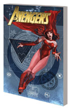 Image: Avengers: Scarlet Witch by Dan Abnett & Andy Lanning SC  - Marvel Comics