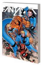 Image: Fantastic Four Vol. 03: Back in Blue SC  - Marvel Comics