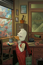 Image: Howard the Duck by Quinones Poster  - Marvel Comics
