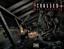 Image: Crossed Plus One Hundred #4 (American History X wraparound cover) - Avatar Press Inc