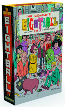Image: Complete Eightball  (Issue numbers 1 - 18) Boxed Set HC - Fantagraphics Books