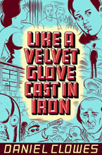 Image: Eightball Like a Velvet Glove Cast in Iron SC  (current printing) - Fantagraphics Books