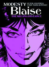 Image: Modesty Blaise: The Killing Distance SC  - Titan Books