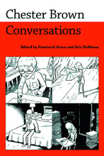 Image: Chester Brown: Conversations SC  - University Press of Mississipp