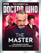 Image: Essential Doctor Who: The Master #4 - Panini Publishing Ltd
